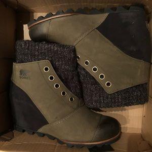 Sorel Joanie Sweater Boot